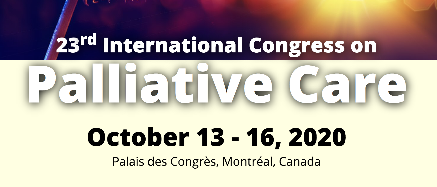 Palliative Care Congress